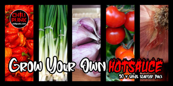 grow your own hotsauce