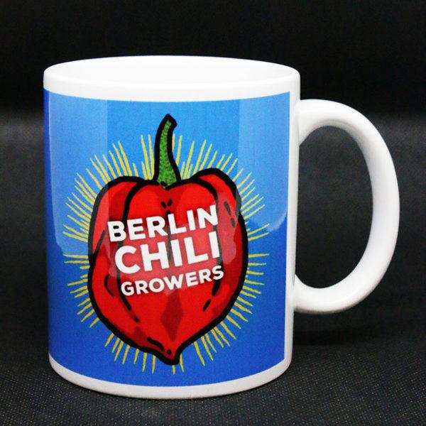 Berlin chili growers
