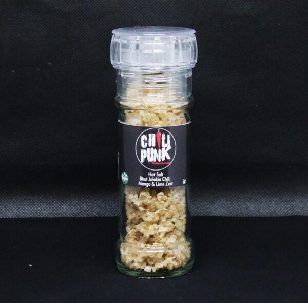 Bhut Jolokia Ghost Pepper with Mango & Lime Chili Sea Salt