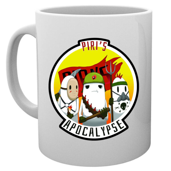 Piri Piri Berlin Apocalypse Sauce Coffee Mug
